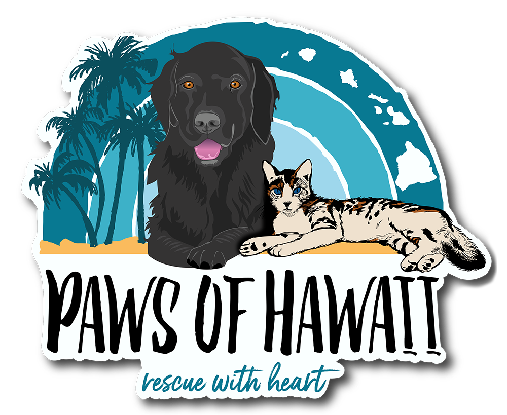 Paws Of Hawaii Rescue With Heart